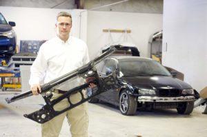 Bumper Repairs, Body repairs
