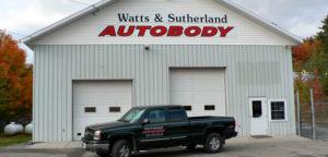 Watts & Sutherland Autobody